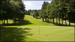 Hole 14 Chiltern Forest Golf Club