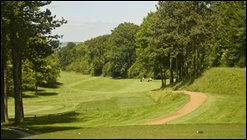 Hole 4 Chiltern Forest Golf Club